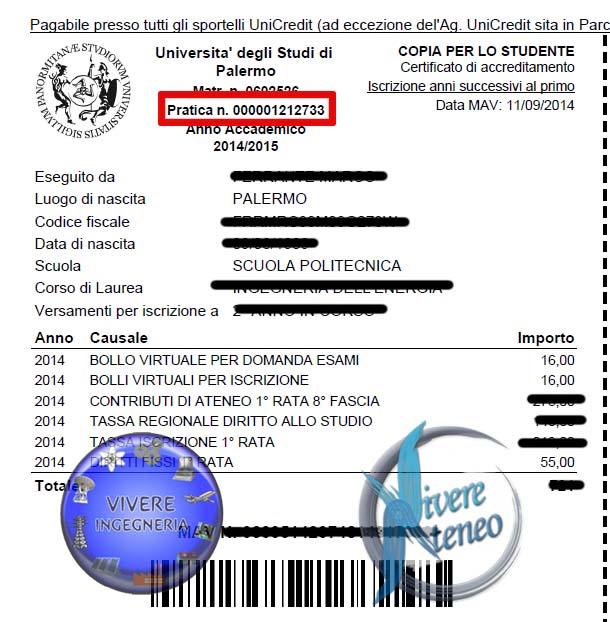 Calendario Didattico Unipa Ingegneria.Graduatorie Ingegneria 2016 17 Vivere Ingegneria