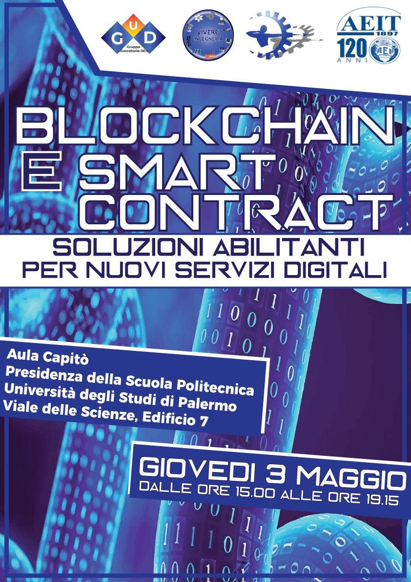 Calendario Didattico Unipa Ingegneria.Slide E Relazioni Blockchain E Smart Contract Soluzioni
